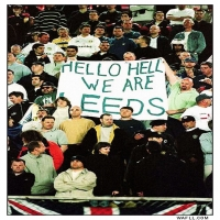 Hello Hell We Are Leeds