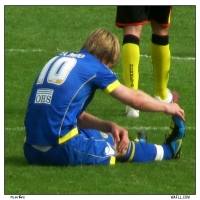 Becchio And His Boot