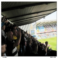 North Stand Den Stuffed