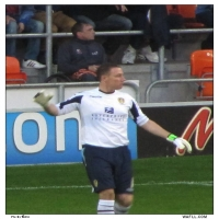 Paddy Kenny Boot