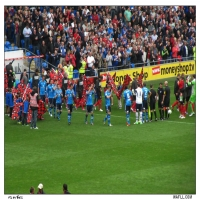 All In Blue At The Bluebirds
