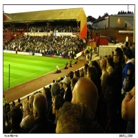 From The North At Barnsley