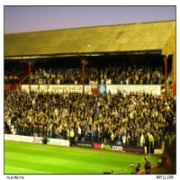 Oakwells West Stand Stuffed