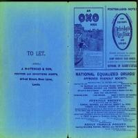 Leeds City Programme 02