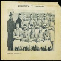 LUAFC Team Photo 1934-35