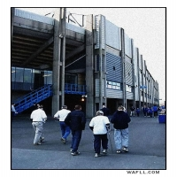 A Walk To The Kop
