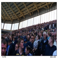 The Away Stand Full At The Ricoh