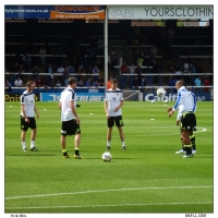 Pre Match London Road
