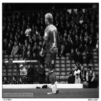 Schmeichel At The Kop End