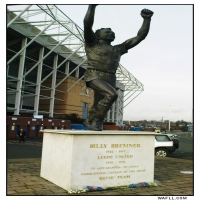 The Billy Statue