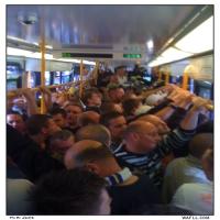 The Tram Cram