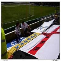 Banners Vicarage Road Stand