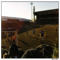 Edgeley Park Action