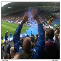Merlin Is A Leeds Fan