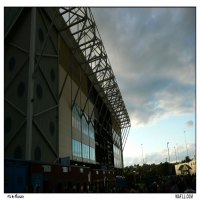 East Stand Early Evening