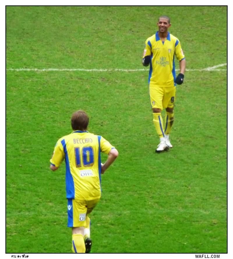 Beckford & Becchios Back