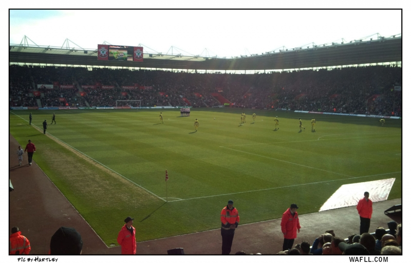 Just Before Kick Off