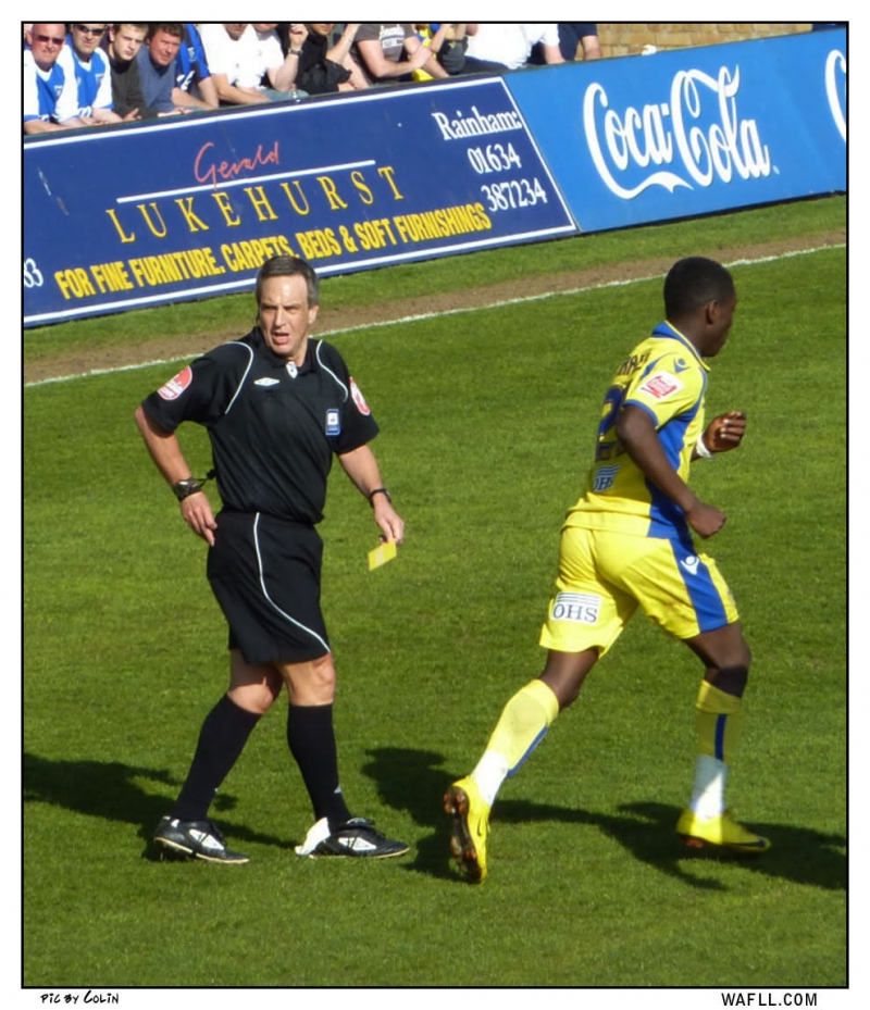 A Yellow For Gradel