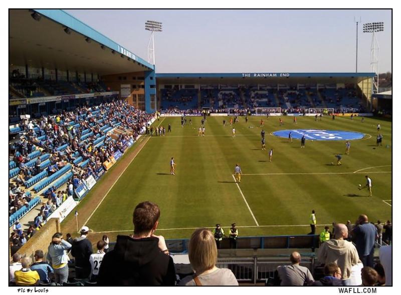 Pre Match Priestfield