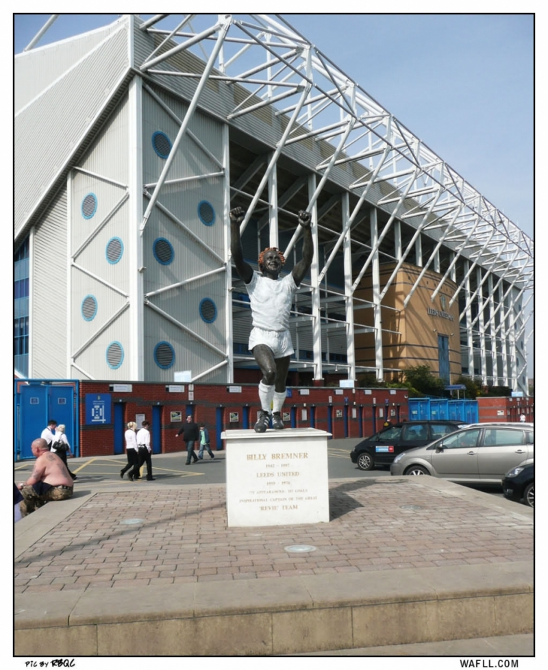 Brush Up On The Bremner Statue