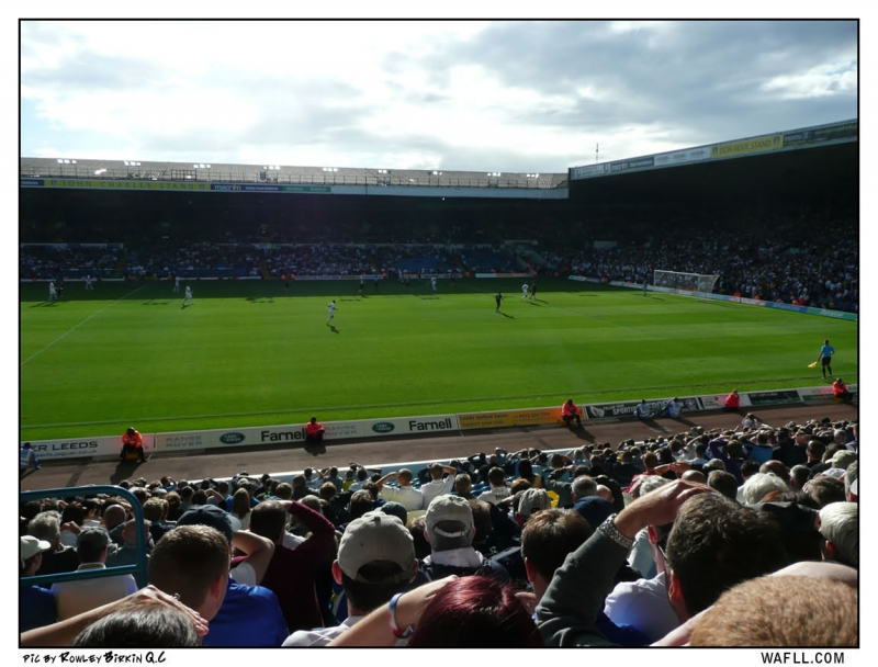 East Stand View