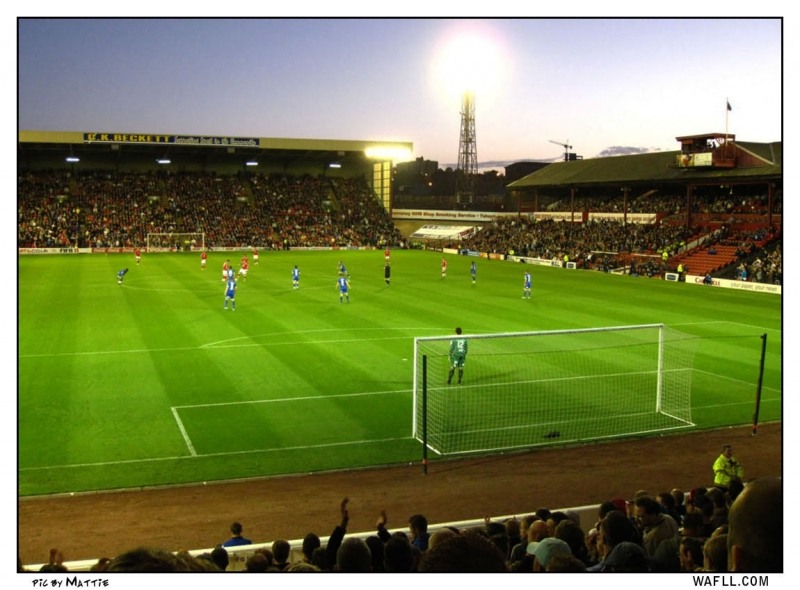 A Kick Off At Oakwell