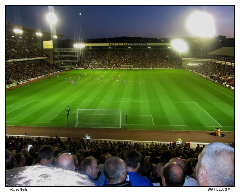 Oakwell Overview