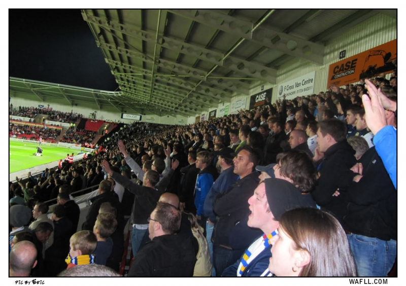 Marching On In Donny
