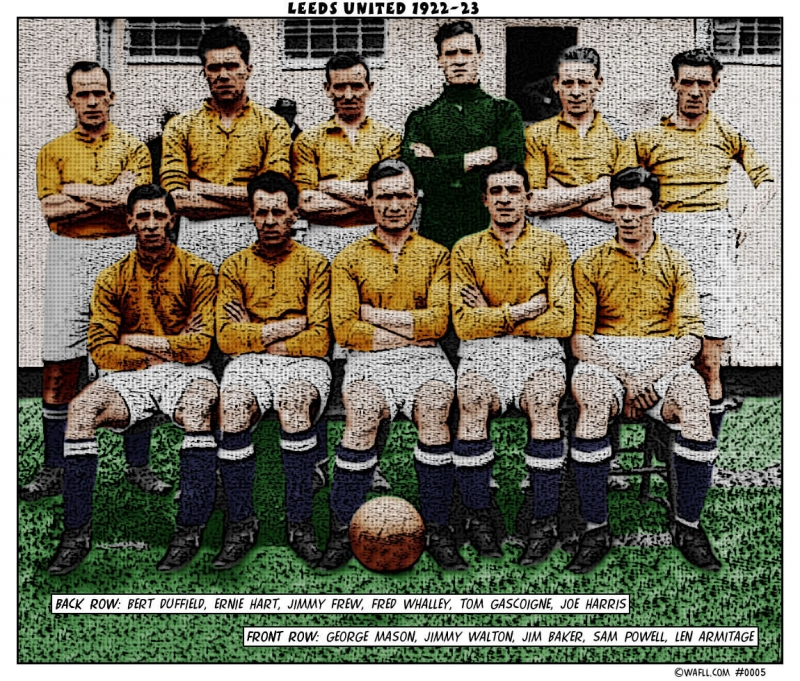 Leeds United 1922-23 No.0005