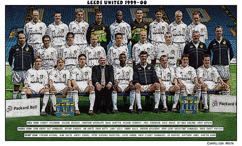 Leeds United 1999-00 No.0176