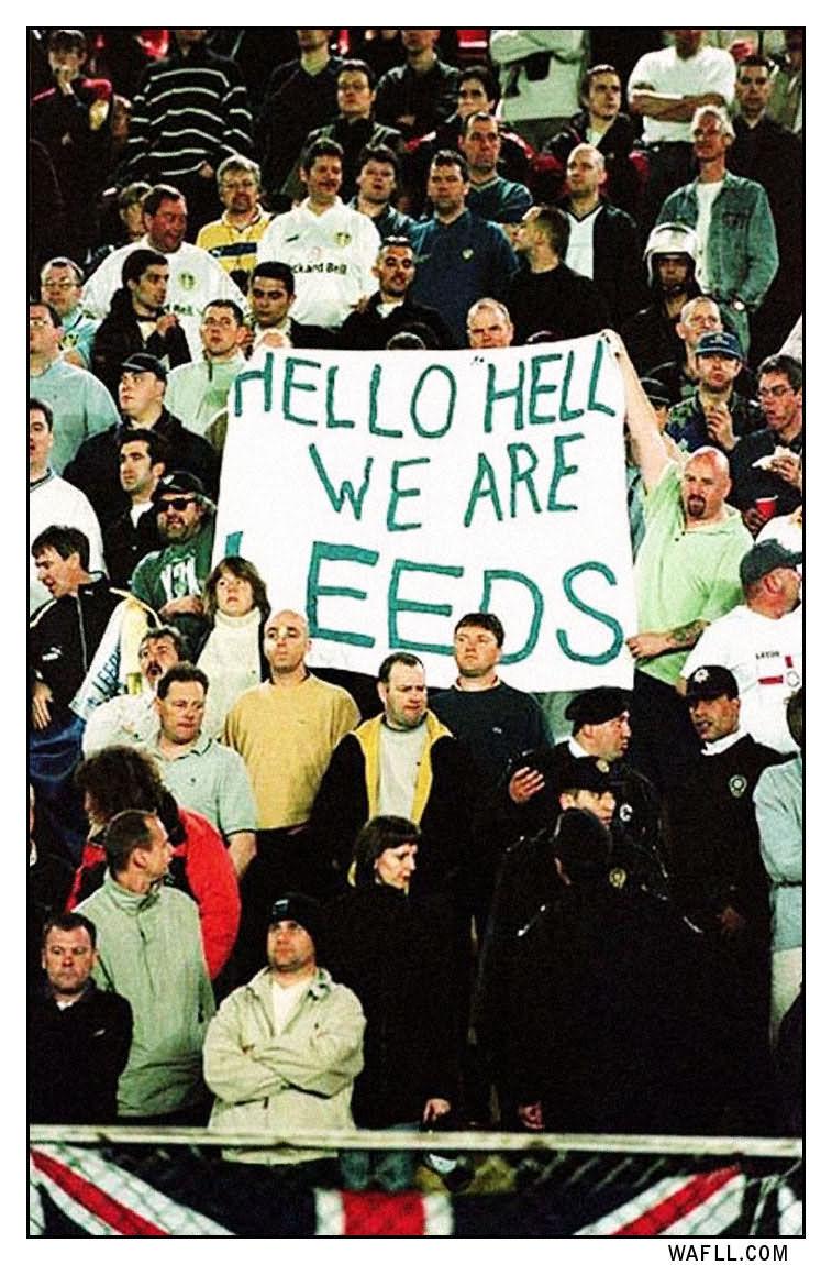 Hello Hell We Are Leeds