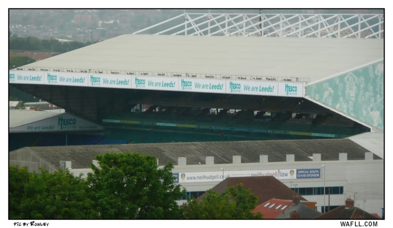 Through The East Stand