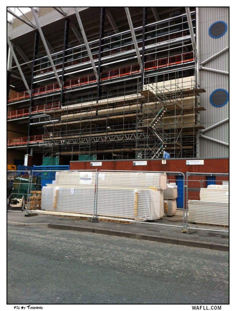 Cladding For The East