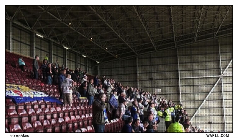 Upper Tier At Motherwell