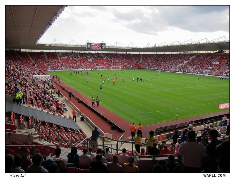 Pre Match Down South