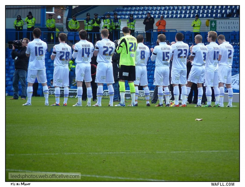 Minutes Applause For Speedo