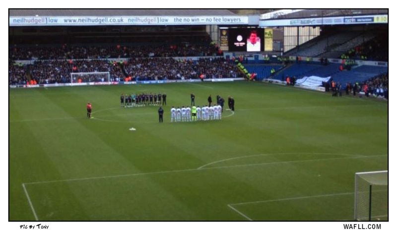 A Minutes Applause