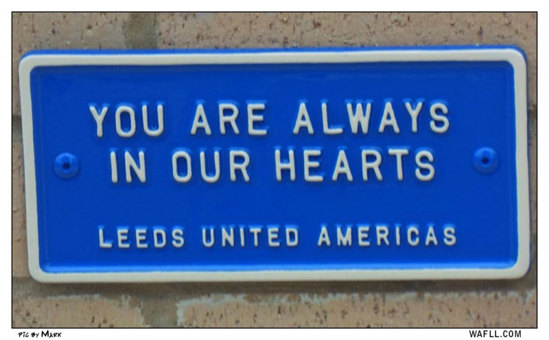 From Leeds United Americas