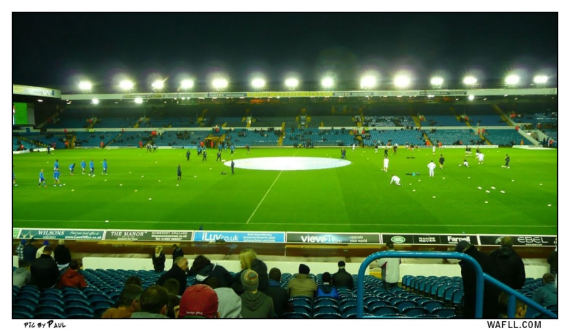 League Cup Warm Up