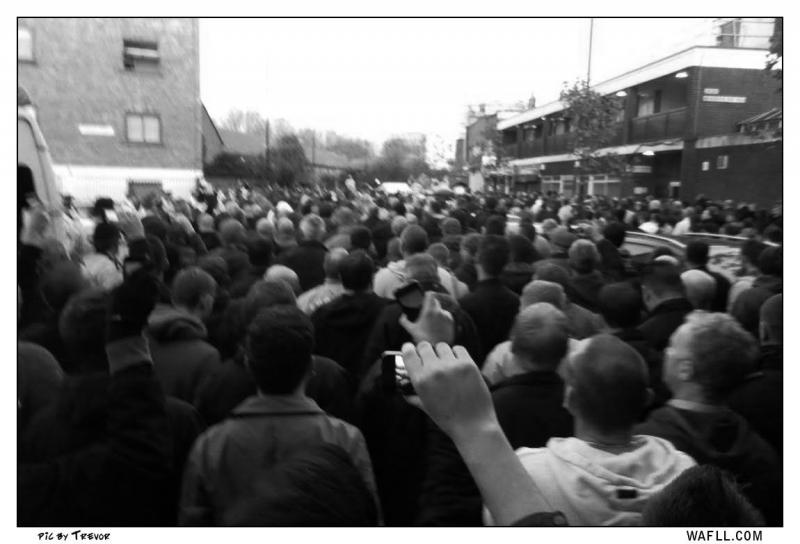 Marching On In Lewisham