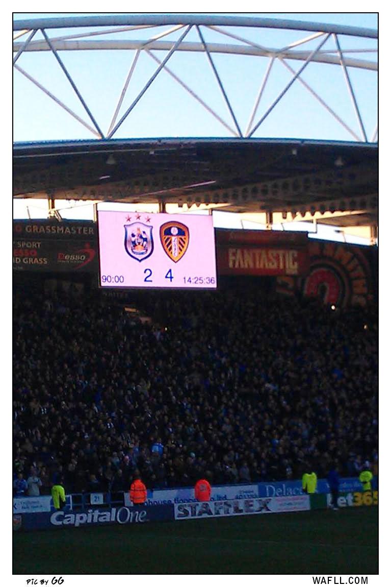 United In Huddersfield