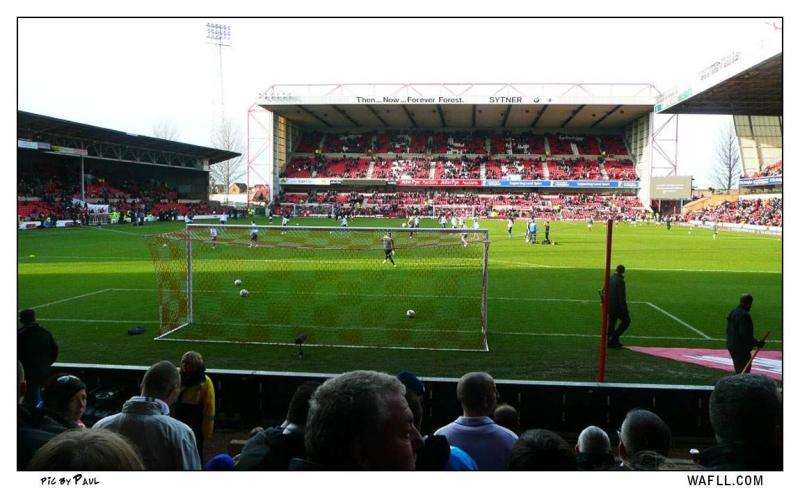 Pre Game In Nottingham