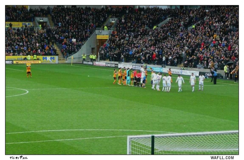 Leeds Line Up In Hull