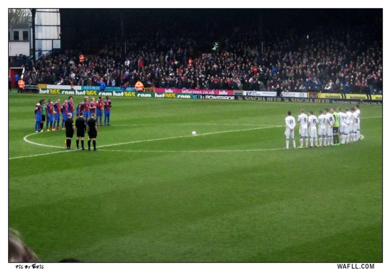 Minutes Applause At The Park