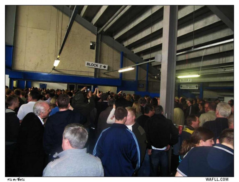Under The Brum Stand