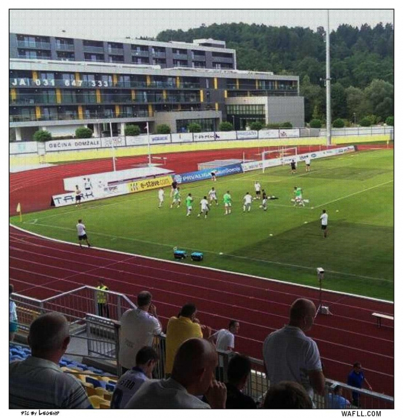 Warming Up In Slovenia