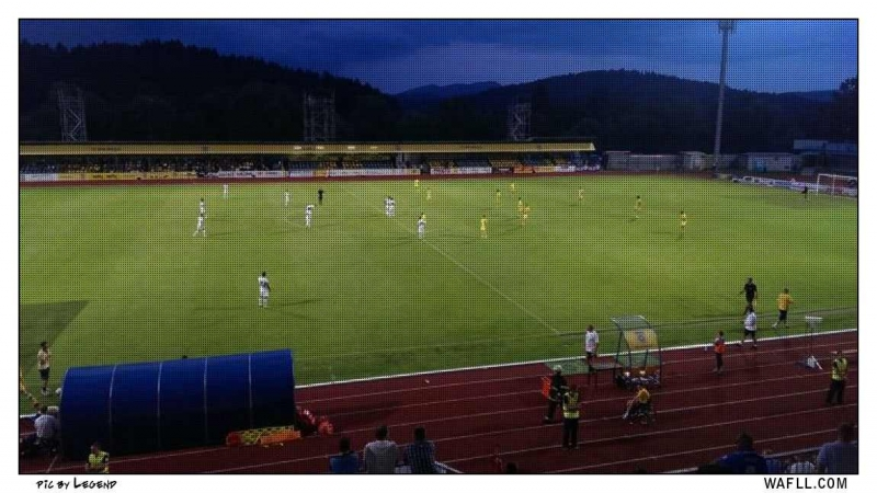 A Kick Off In Domzale