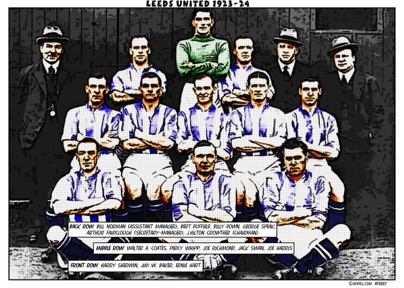 Leeds United 1923-24 No.0007