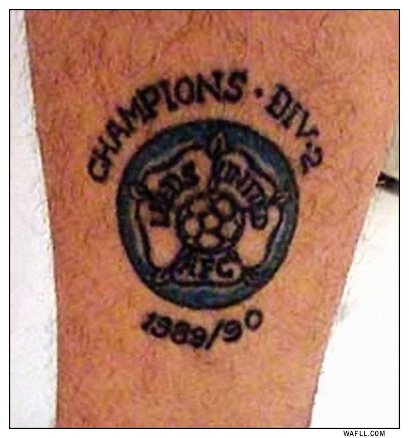 Vinnie Jones Tattoo