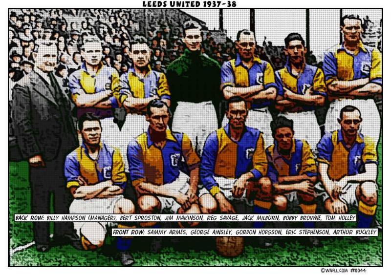 Leeds United 1937-38 No.0044